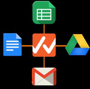 frevvo + Google apps
