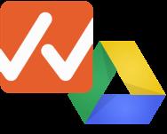 frevvo-Google Drive