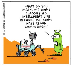 Cloud Intelligent Life
